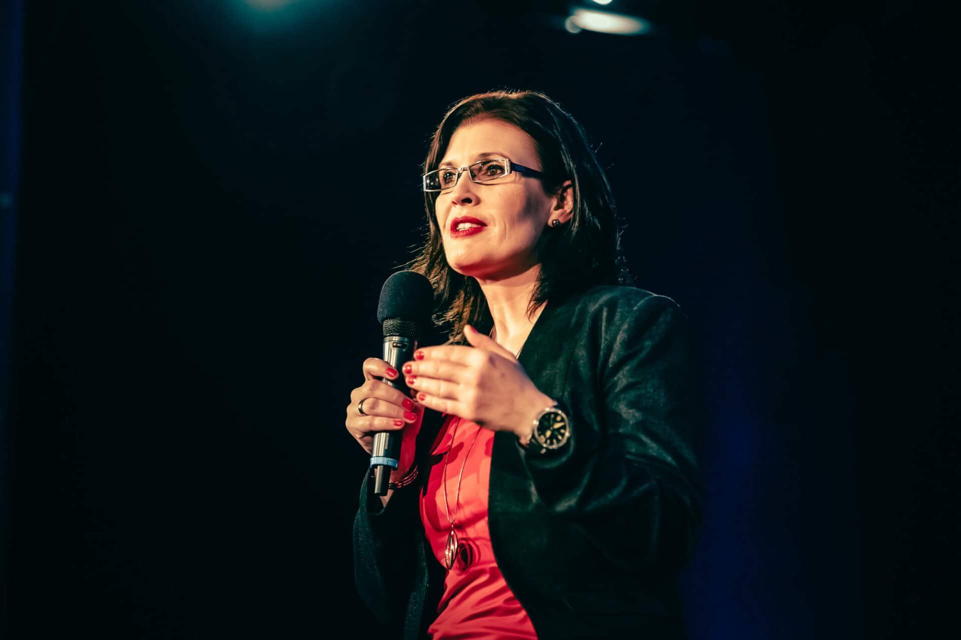Menschlichkeit ist die Zukunft der Digitalisierung, so  der Leitspruch von Sabrina von Nessen