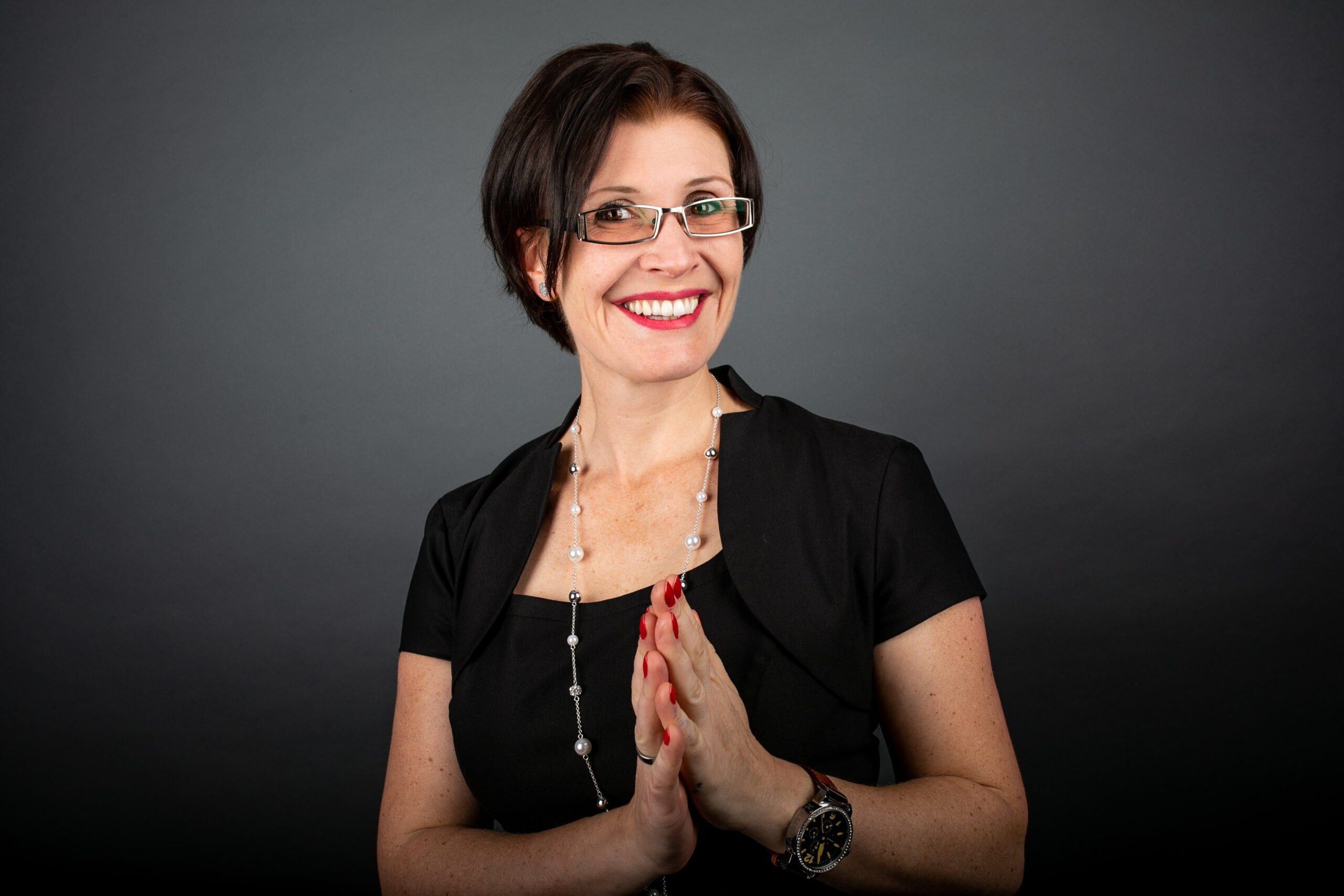 Sabrina von Nessen freut sich über das wertschätzende Feedback der Kunden